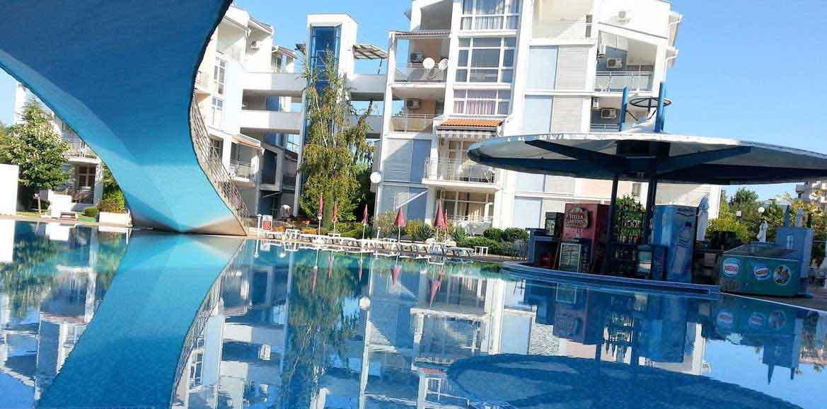 Апартаменти Слънчев бряг Елит 2, Elit 2 Apart Hotel - Cacao Beach